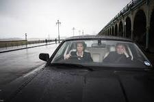 23/10/2014 : IAIN FORSYTH & JANE POLLARD - 20.000 Days On Earth (FilmFest Ghent 2014)
