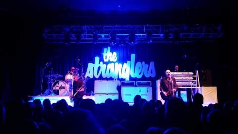 THE STRANGLERS, THE ALARM O2 Academy, Bristol (19/03/16)