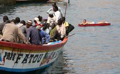 22/07/2015 : DOMINIQUE MOLLARD - Adrift: People Of A Lesser God
