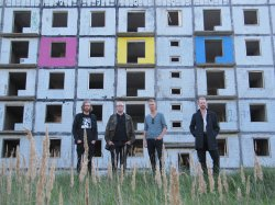 28/08/2011 : AGENT SIDE GRINDER - I don't really see us as a post-punk band. We're more an industrial/electronic band.