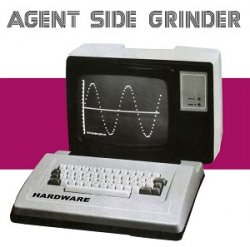 05/08/2012 : AGENT SIDE GRINDER - 'Analog equipment can fail you and adds the possibility of chaos, on stage and in studio'