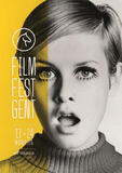NEWS: Alan Parker to preside over jury and Twiggy graces poster of 42nd Film Fest Gent