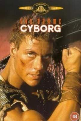 ALBERT PYUN Cyborg