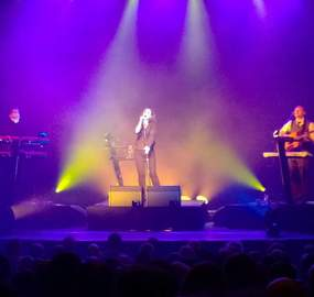 ALISON MOYET The Minutes Tour (Antwerpen, Arenbergschouwburg, 21/02/2015)