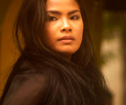 29/07/2014 : ALTHEA VEGA (ACTRESS) - I believe that directors have the right to tell their stories and this was what Sean has seen when he visited Manila.