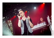 31/07/2014 : AMPHI FESTIVAL 2014, DAY 2 - Thunder in Cologne: Lacrimosa, Die Krupps, London After Midnight, Mono Inc., Corde Oblique...