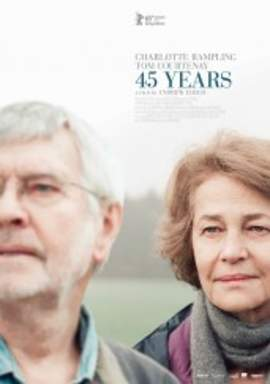 FILMFEST GHENT 2015 Andrew Haigh: 45 Years