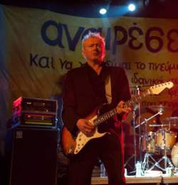 09/05/2019 : ANDY GILL (GANG OF FOUR) - 'You never expect Gang of Four to be very optimistic.Do you ?'