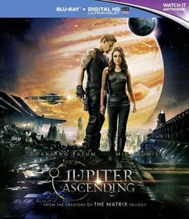 26/06/2015 : ANDY & LANA WACHOWSKI - Jupiter Ascending