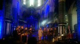 10/12/2016 : ANNA VON HAUSSWOLFF (+ CHANTAL ACDA) - (Gent, Sint-Jacobskerk, 13/05/2016)