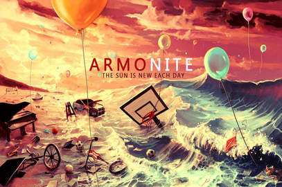 ARMONITE The Sun is New Each Day