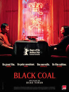 20/04/2015 : DIAO YINAN - Black Coal