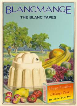 15/10/2017 : BLANCMANGE - 'We were making experimental music for a while, really just for ourselves, not thinking anyone would want to listen.'