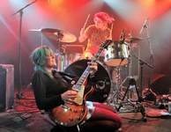 10/12/2016 : BLEACHED - Lille, L'Aeronef (24/05/2016)