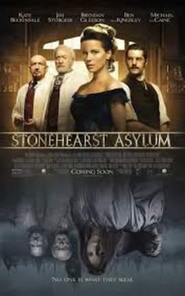 BRAD ANDERSON Stonehearst Asylum
