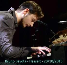 BRUNO BAVOTA Chamber Concert (Rapertingen/Hasselt, Domein Henegauw, 20/10/2015)