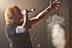 27/06/2020 : BURTON C.BELL (FEAR FACTORY, ASCENSION OF THE WATCHERS ) - 'It all comes from my head – whatever I'm feeling, whatever I'm thinking of.'