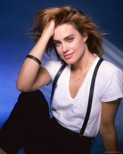 "28/09/2014 : CATHERINE MARY STEWART (ACTRESS) - I've always been a kind of ""tom boy""."