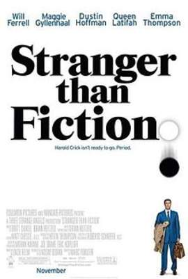 MARC FORSTER Stranger Than Fiction