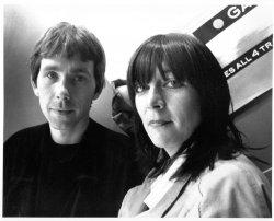 18/06/2011 : CHRIS & COSEY - Music can be regarded as art.   Art can be regarded as music.