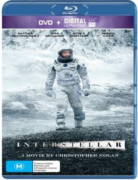 CHRISTOPHER NOLAN Interstellar