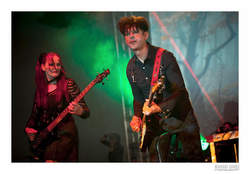15/06/2017 : CLAN OF XYMOX - 'THE SONGS DICTATE ME INSTEAD OF ME DICTATING THE SONGS'