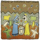 NEWS: Classic Crépuscule Ghosts of Christmas Past on CD!