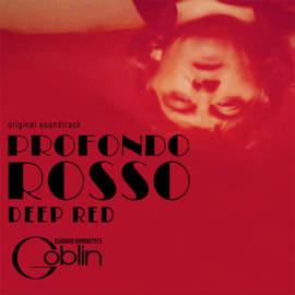 CLAUDIO SIMONETTI Profondo Rosso (Deep Red)