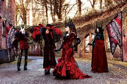 08/04/2015 : COALESCAREMONIUM - The main goal behind Coalescaremonium is to bring people from a gothic scene that fragmented up into many little subcultures together for one grand celebration in a nice location.
