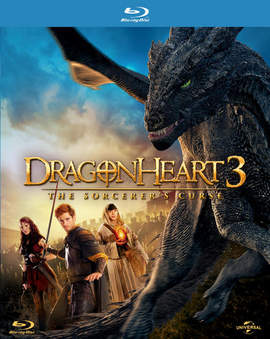 COLIN TEAGUE Dragonheart 3: The Sorcerer's Curse