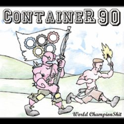 13/09/2011 : CONTAINER 90 - When I describe our music for grandma...I say we play punk on synthesizers.