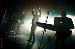30/12/2011 : COVENANT - The Belgian EBM scene was a major influence for us!