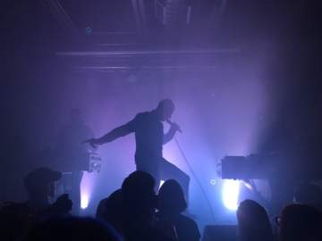 COVENANT W/ STONEBURNER Live @ Ivy Smokehouse, Washington DC, 15th April 2018