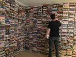 18/10/2014 : DALE LLOYD (A VIDEOTAPE COLLECTOR IN 2014) - I will happily watch the latest releases on DVD and Blu-ray, but why spend heavily on older films that I already own on VHS?