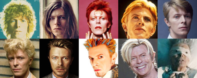 DAVID BOWIE DAVID BOWIE WAS