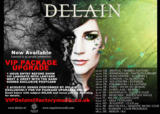 NEWS: Delain touring Europe soon