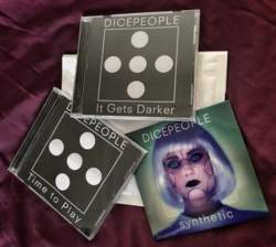 17/08/2017 : DICEPEOPLE - 'Electro with an Industrial/Gothic edge and broad range of other influences'