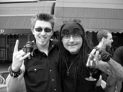 10/05/2014 : DJ WILDHONEY - Nobody I ever met is more rock 'n roll than Al Jourgensen.