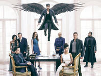 18/03/2015 :  - DOMINION SEASON 1