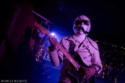 10/03/2018 : DRAB MAJESTY - Drab Majesty London show review