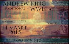 22/03/2015 : ANDREW KING - The First World War: For God And Country?