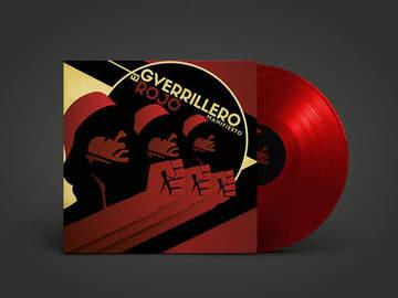 EL GUERRILLERO ROJO Manifiesto LP 1983-1984