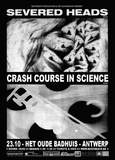 CRASH COURSE IN SCIENCE