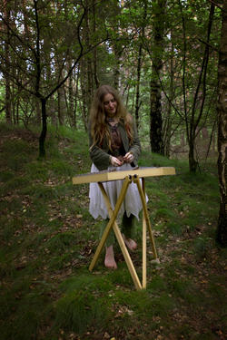 05/02/2016 : ELVYA DULCIMER - Our next challenge is to perform live as powerful as on the CD.