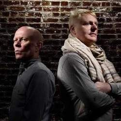 """31/05/2017 : ERASURE - Erasure still believe in love … Andy and Vince talk about their new album """"World Be Gone"""""""