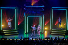 "11/03/2018 : ERASURE - Erasure ""World Be Gone"" 2018 tour: Guildford performance at G Live on 20 February, UK"