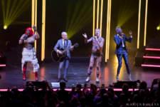 "11/03/2018 : ERASURE - Erasure ""World Be Gone"" 2018 tour: Guildford performance at G Live on 20 February, UK"