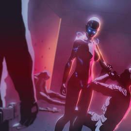 EX-MACHINA Transhuman