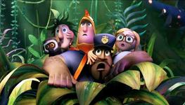 19/05/2014 : CODY CAMERON & KRIS PEARN - Cloudy with a chance of meatballs 2