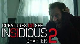 10/03/2014 : JAMES WAN - Insidious Chapter 2